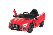 Auto Macchina Elettrica per Bambini Mercedes AMG GT 12V Porte Apribili Full Opti