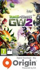 PLANTS vs. ZOMBIES GARDEN WARFARE 2 GW2 PC ORIGIN KEY