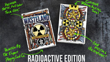Brand New Cards - Wasteland Radio Active Edition Playing Cards by Jackson Robins