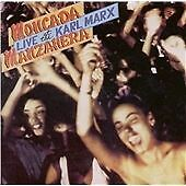 Moncada Live @ Karl Marx Phil Manzanera Roxy Music CD   NEW