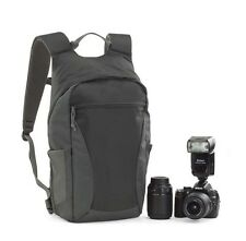 (Gray)Lowepro Photo Hatchback 22L AW DSLR Camera Bag Gris All Weather Cover