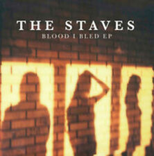 The Staves : Blood I Bled CD (2014) ***NEW***