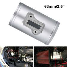 Air Flow Sensor Mount Air Intake Meter for Honda Civic Volkswage Ford 63mm