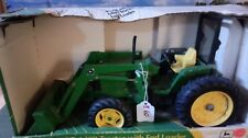 1/16 Diecast John Deere 6400 MFWD Tractor with 640 Loader by ERTL
