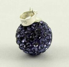 Tanzanite Sterling Silver Fine Necklaces & Pendants