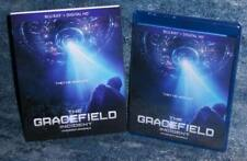New The Gracefield Incident Sci-Fi Movie Blu Ray 2017 Canadian with Slip Cover