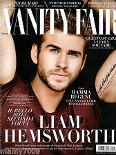 VANITY FAIR=N°22 2016=LIAM HEMSWORTH=ANTONIO BANDERAS=MARIELA GARRIGA=L.DI MAIO