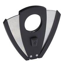Xikar Xi4 CIGAR Cutter - Black - Large 64 Ring Gauge Capacity * New in Box *