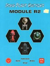 Star Fleet Battles: Module R2 Fed, Kzin, Andro, Orion ADB 5607