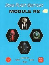Star Fleet Battles: Module R2 Fed, Kzin, Andro, Orion ADB 5607