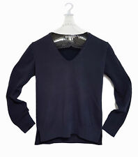 ESPRIT Pullover Pulli Long sleeve Sweat Shirt Damen Sweater S 36 38 blau K14