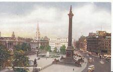 London Postcard - Trafalgar Square - Ref ZZ4624