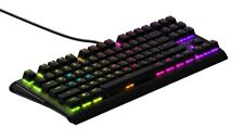 SteelSeries Apex M750 TKL Tenkeyless Mechanical USB Gaming Keyboard,RGB Lighting