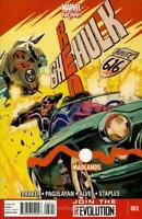 Red She-Hulk #63 Marvel Comic Book NM 2013