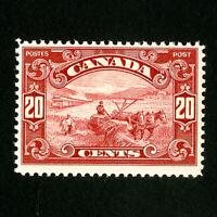 Canada Stamps # 157 F-VF OG NH Catalog Value $120.00