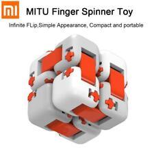 Xiaomi Mitu Cube Finger Spinner Toys Fidget Building Blocks Anti-stress