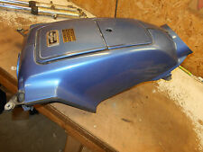 honda gl1200I 1200 goldwing interstate blue fake gas tank shelter cover 1985 85