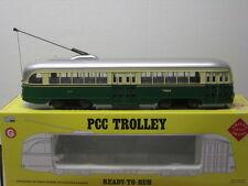 ART 23351X Aristocraft PCC Trolley Philadelphia Transit Authority LE Factory New