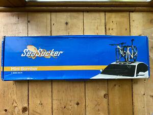 Seasucker Mini Bomber - 2 bike roof rack - NEVER USED