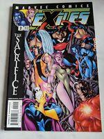 Exiles #2 September 2001 Marvel Comics