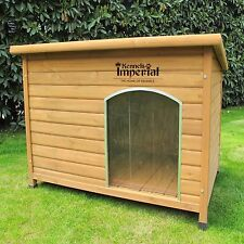 Insulated Extra/large Dog Kennel Kennels House With Removable Floor Easy Clean 3 Extra Large