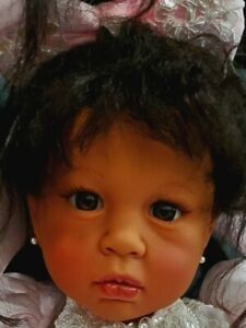 Lee Middleton/Eva Helland 1st Generation African American Doll. No Offers. USA