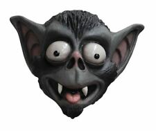 Crazy Bat Adult Latex Mask Vivid Funny Cartoon Anime Cosplay Costume Accessory