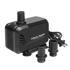 35W Submersible Water Pump 2500L/H 660GPH Water Fountain Pond Aquarium Pumping