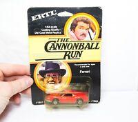 ERTL No 1865 The Cannonball Run Ferrari In Its Original Box - Mint 1981 Rare
