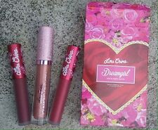 Lime Crime Dreamgirl bundle metallic matte lipstick set 3 colors makeup lips new
