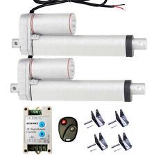 """Dc12v 220lbs 18 /""""Stroke Actuador Lineal 14mm//s multifunción para consumo electrónico"""