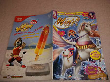WINX CLUB***COMIC****HEFT***NR.6/2011