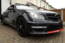 MERCEDES C CLASS SPORT COUPE C250 CDI AMG BLACK 2DR AUTOMATIC 52K MILES F.S.H