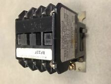 276A879G01 Westinghouse Relay BF22F 120V