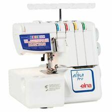 Elna Elina Pro Handheld Overlocker Machine - White