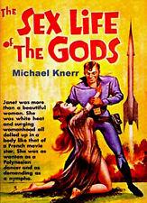The Sex Life Of The Gods - Erotic Sci Fi Audio Book - CD Rom