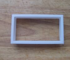 Rectangle Brick Shape Cookie Cutter Biscuit Pastry Fondant Stencil SH12