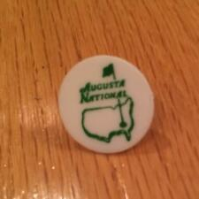 New Augusta National Golf Ball Marker! Authentic! Members Only! Rare! Masters