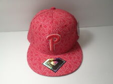 PHILADELPHIA PHILLIES HAT CAP BY TOP PRO RED COLOR SIZE XXL FLAT CAP TOP PRO