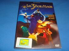 DVD NEUF LES 3 ROIS MAGES SOUS BLISTER disney channel dessins animés la bible