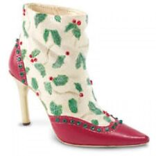 Just The Right Shoe Deck The Heels Fifth In Christmas Shoe Series