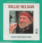 WILLIE NELSON One Step Beyond CD 1993 New