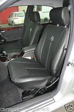 MERCEDES E-CLASS W210 BLACK CAR SEAT COVERS