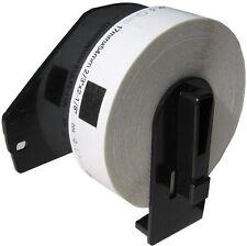 (20 Rolls) DK-1204 Brother Compatible Labels. Premium Permanent Core. DK1204