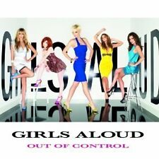 Girls Aloud - Out of Control (CD 2008)