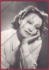 LAURA NUCCI 16 ATTRICE ACTRESS CINEMA MOVIE - CARRARA Cartolina FOTOGRAFICA 1955