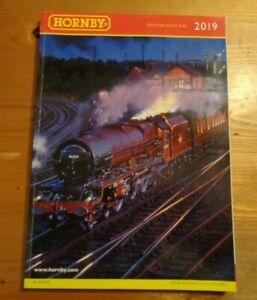 Hornby Railways 2019 Edition 65 Model Railway Catalogue VGC