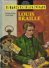 LOUIS BRAILLE, 1991 BIOGRAPHY (BRAILLE SYSTEM FOR THE BLIND