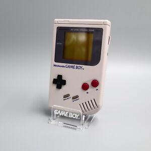 Acryl Aufsteller Präsentation für Nintendo GameBoy Classic Konsole - DMG Halter