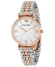 Women's Watches Emporio Armani AR1683 Luxury Watch Quartz Mother of pearl Face